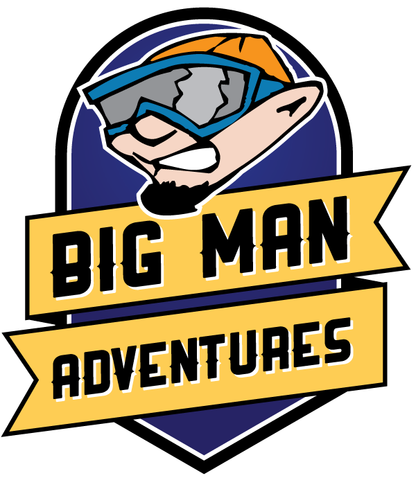 Big Man Adventures Logo